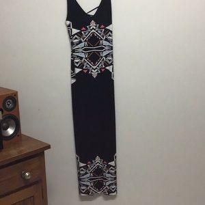 Boho urban outfitters maxi dress